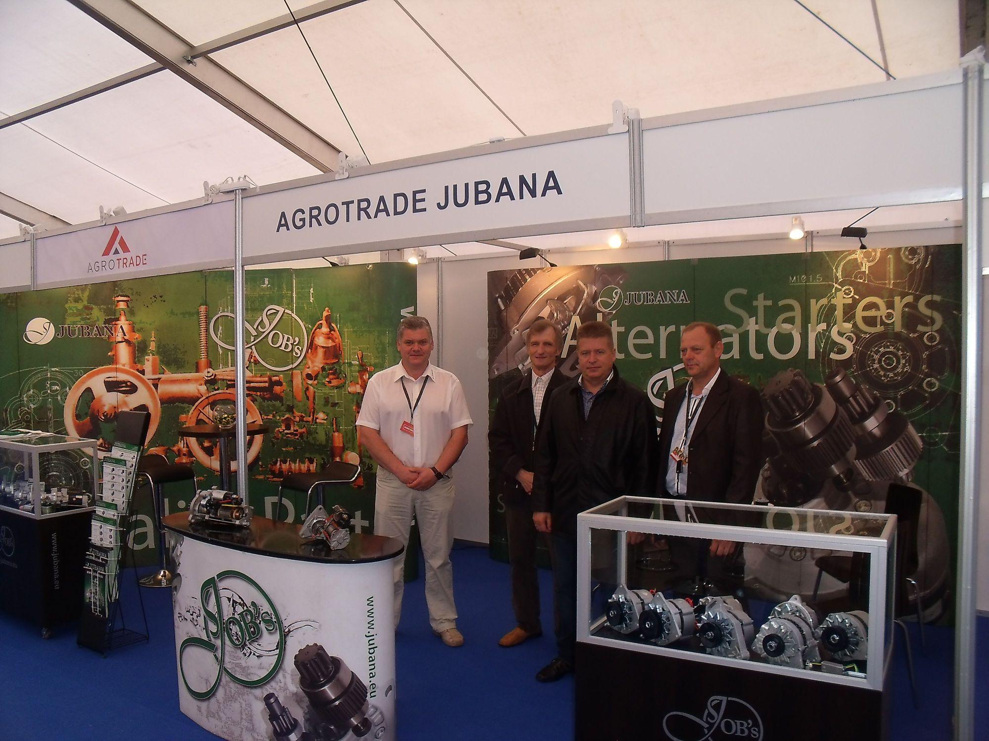 Agro Show Poznan 2014