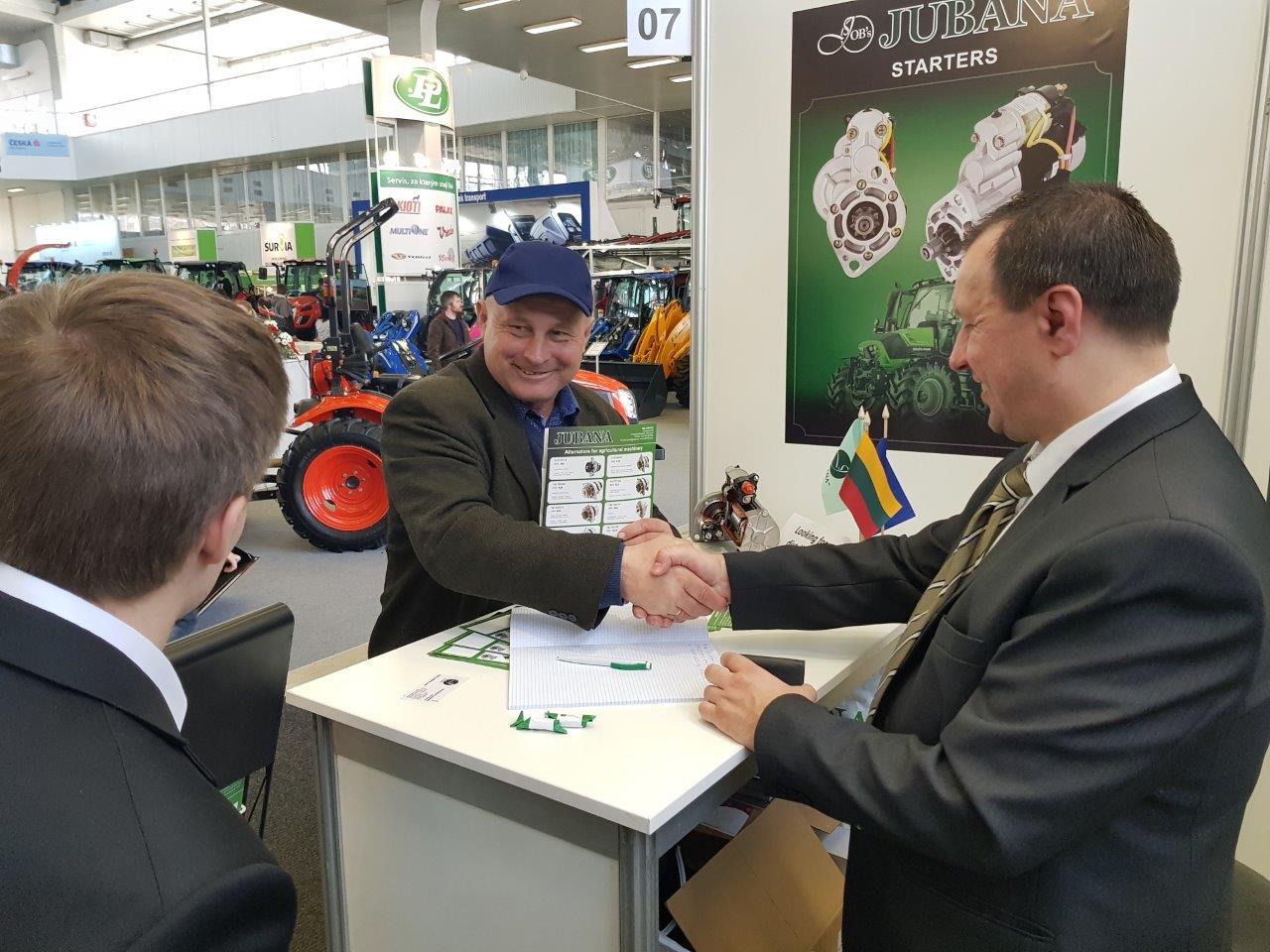 Techagro Brno 2018