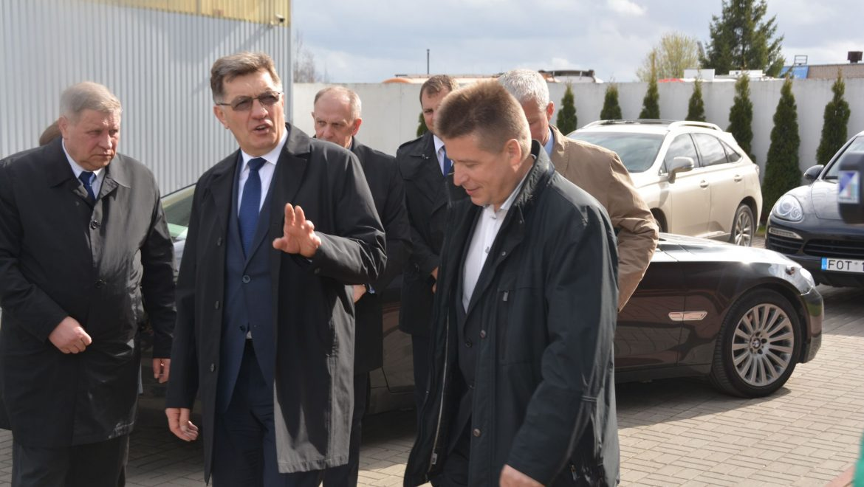 Prime Minister butkevicius-jubana