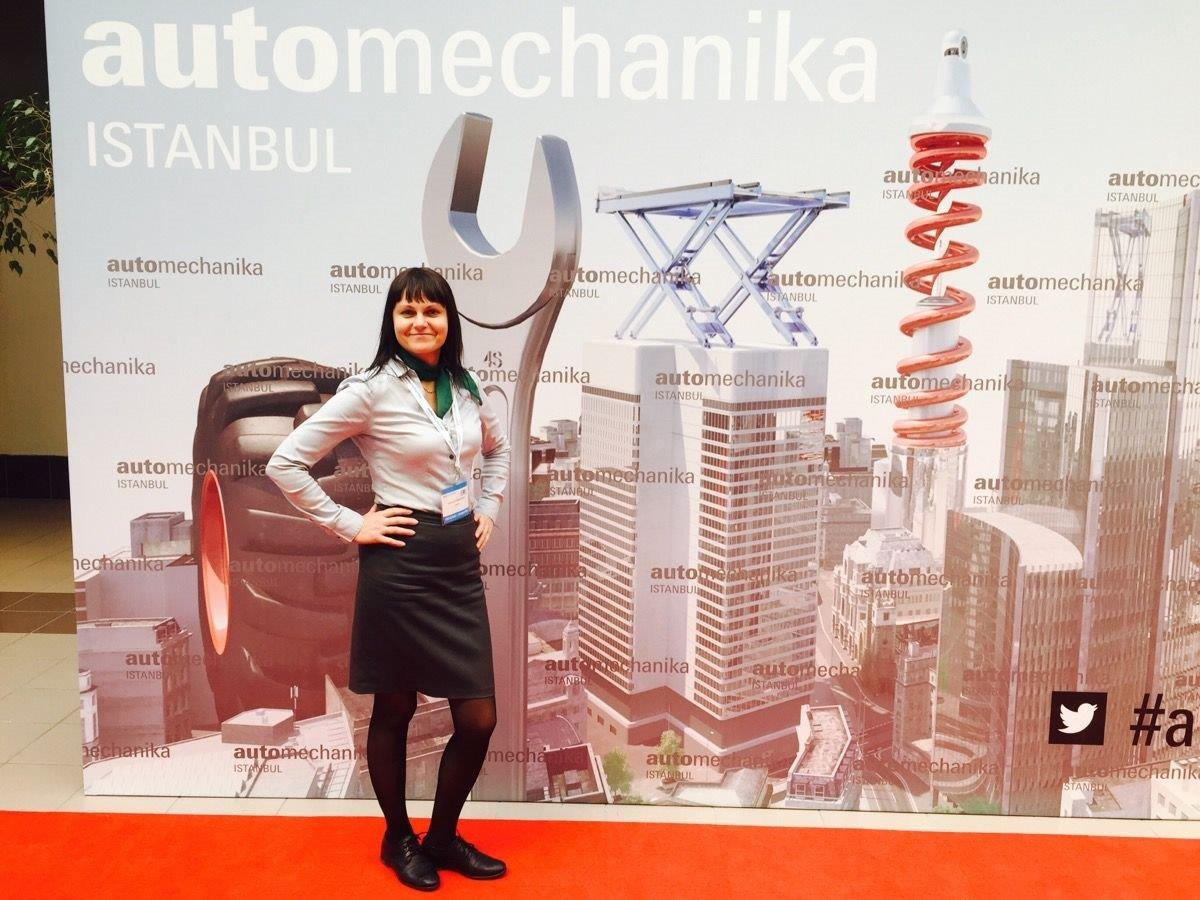 Automechanika Istanbul 2015