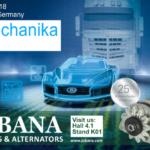 Jubana Automechanika Frankfurt 2018